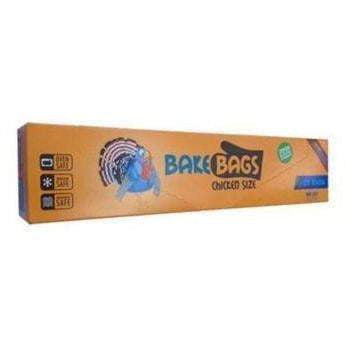 Bake Bags Chicken Size 25 Bags 12 x 20 In