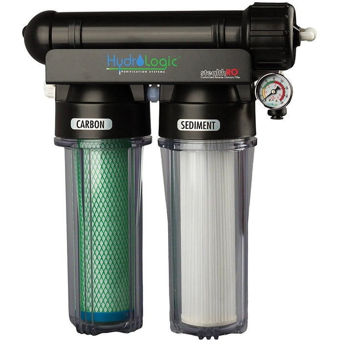 Hydro-Logic Stealth-RO300Reverse Osmosis Filter 300 GPD - HydroPros.com