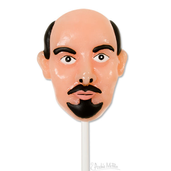 Lenin Head Pop Lollipop