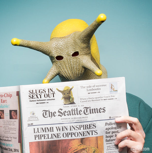 Sexy slugs and the Seattle Times