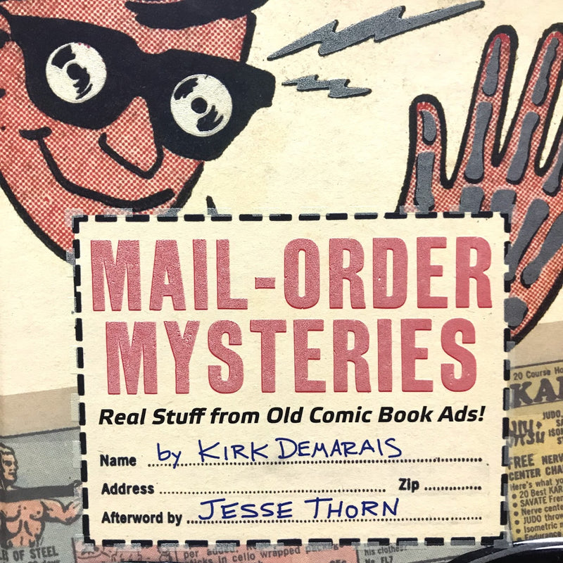 Podcast ep 8: Mail-Order Mysteries, Dracula Dirt and Potato Guns