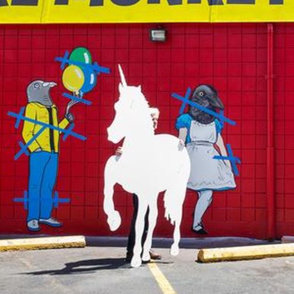 New Art for the Archie McPhee Store in Seattle