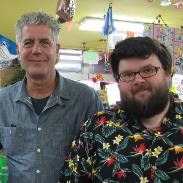 Anthony Bourdain's The Layover Visits Archie McPhee in Wallingford