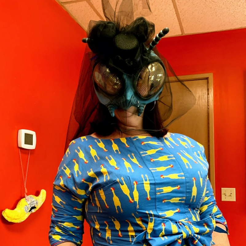 Podcast ep 58: The Rubber Chicken Dress