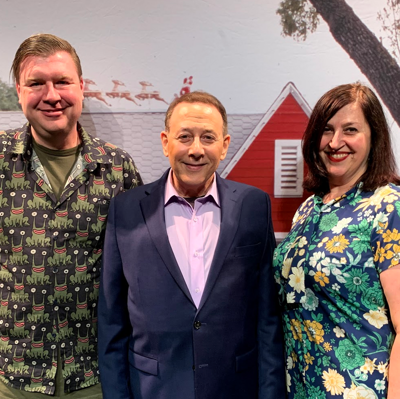 Podcast: We met Paul Reubens! Also, the Ig Nobel Prizes event