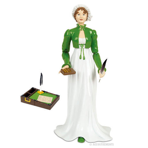 JANE AUSTEN ACTION FIGURE (ORIGINAL)