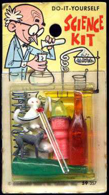 Do it yourself science kit