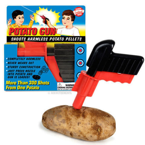 Potato Gun with Package