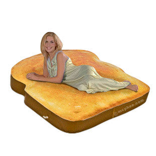 INFLATABLE TOAST MATTRESS