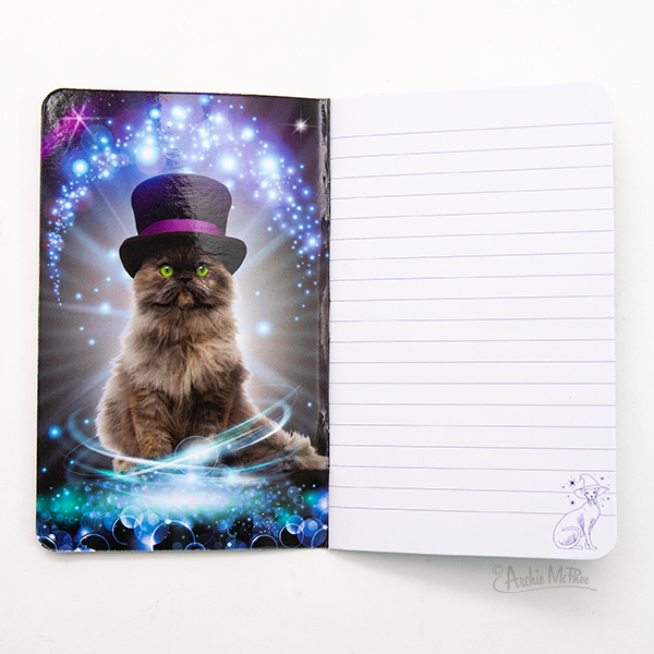 Magic Cat Notebooks