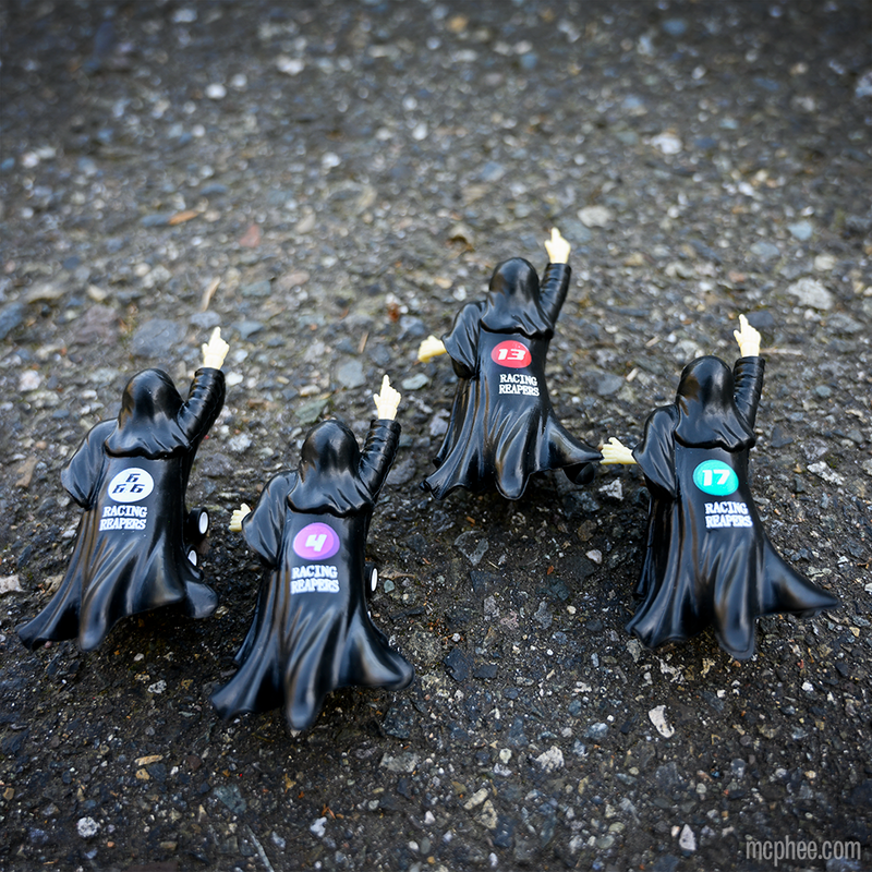 Racing Reapers - Set of 4