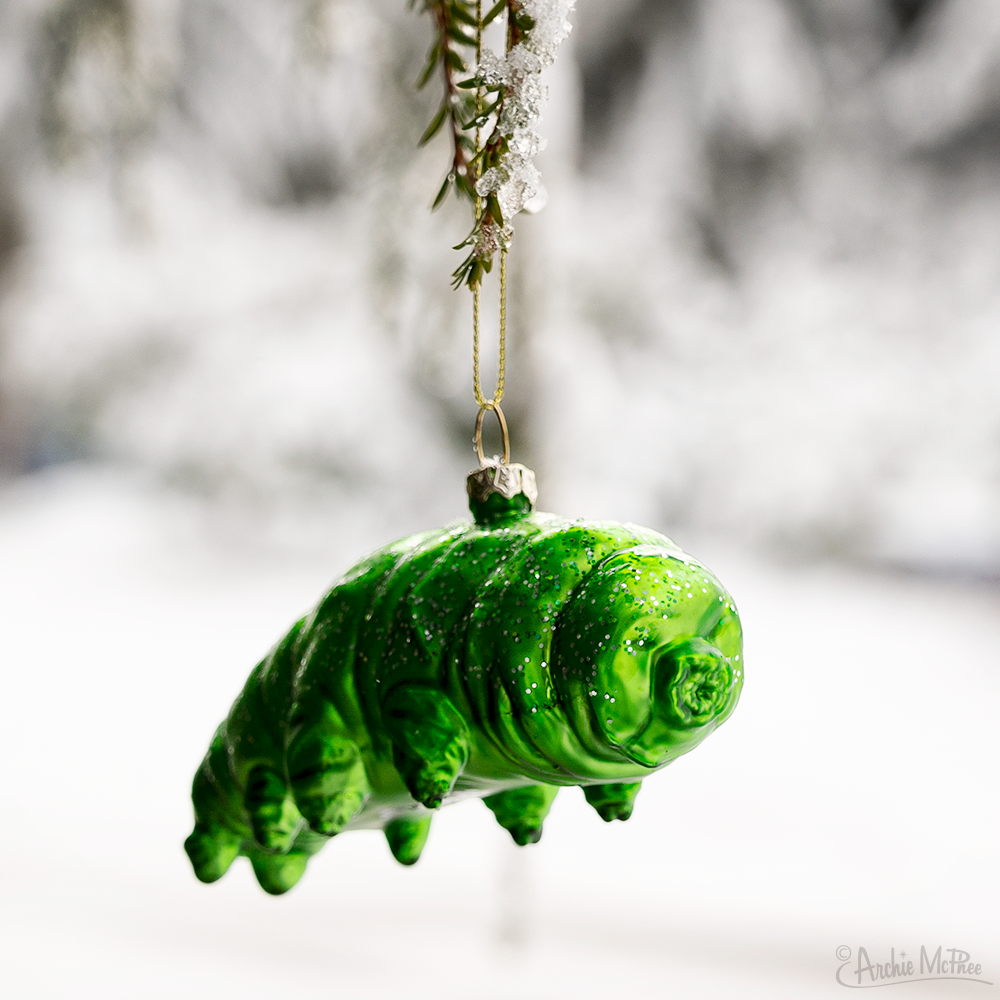Tardigrade Ornament