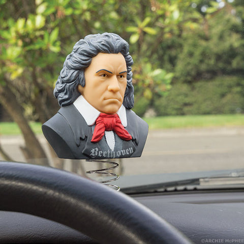 Dashboard Genius Beethoven