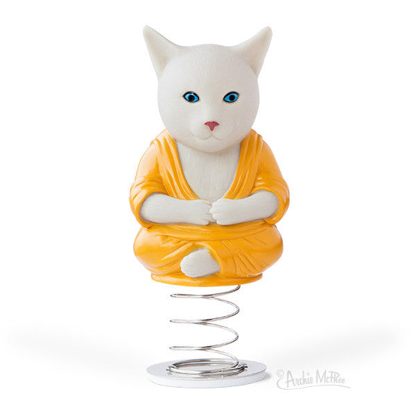 Dashboard Cat Buddha-Archie McPhee