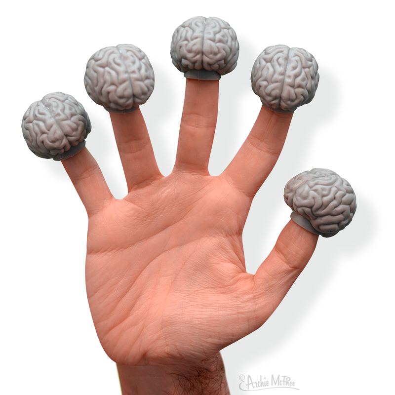 Finger Brains - Bulk Box