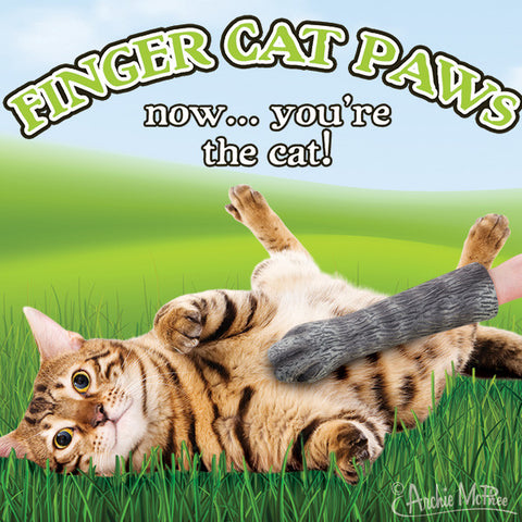 Finger Cat Paws - Bulk Box