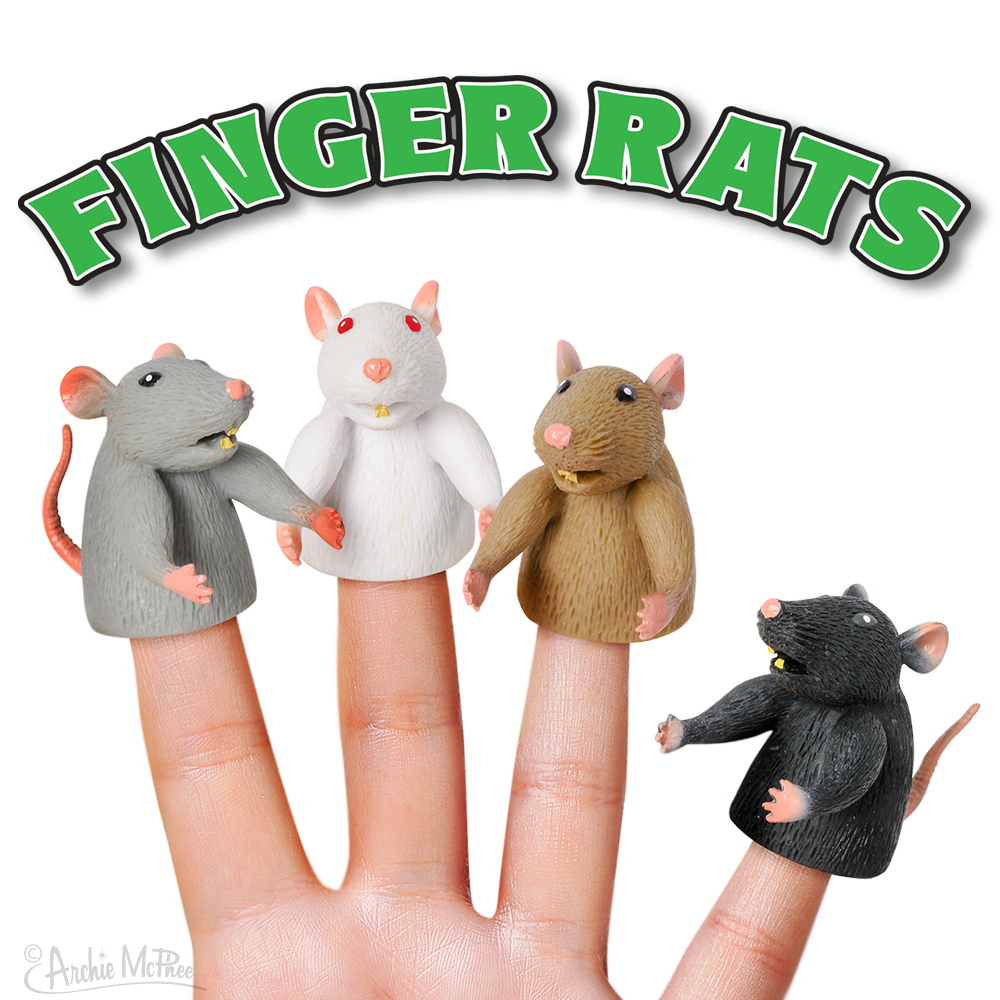 Finger Rats Bulk Box