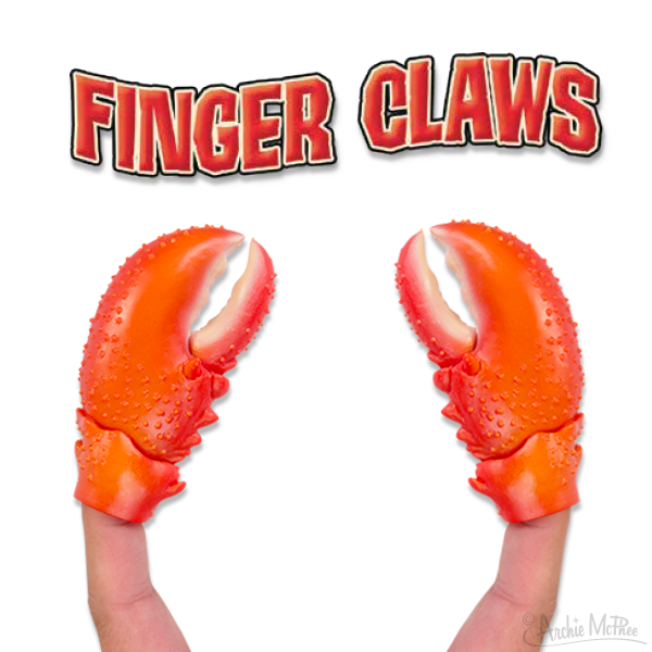 Finger Lobster Claws - Bulk Box