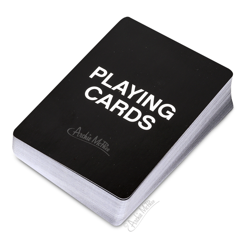 Generic Playing Cards