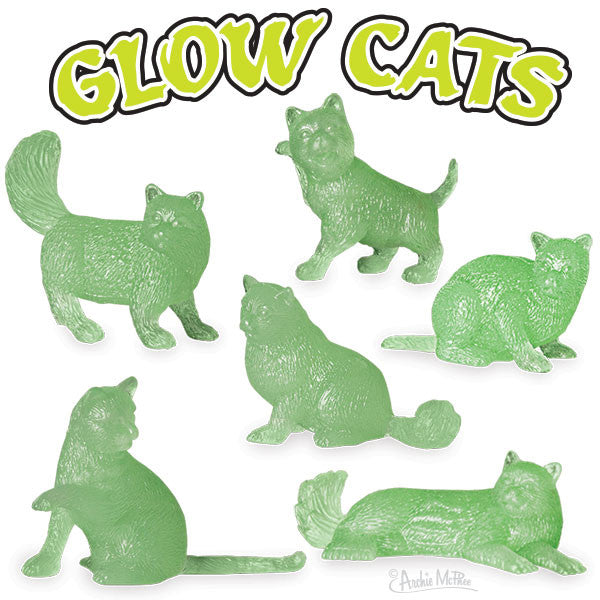 Glow Cats-Archie McPhee