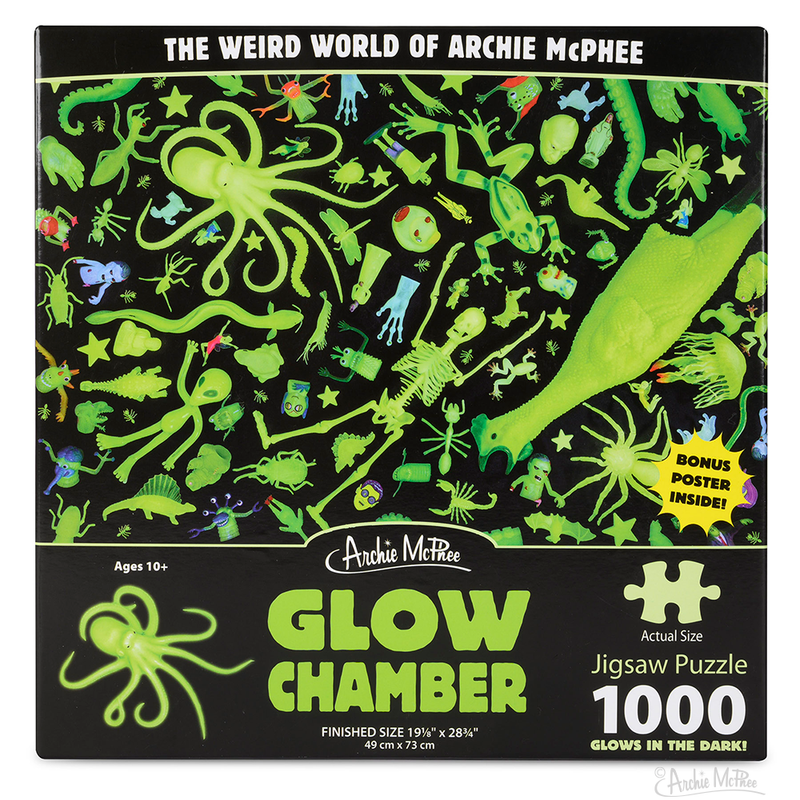 Glow Chamber Puzzle