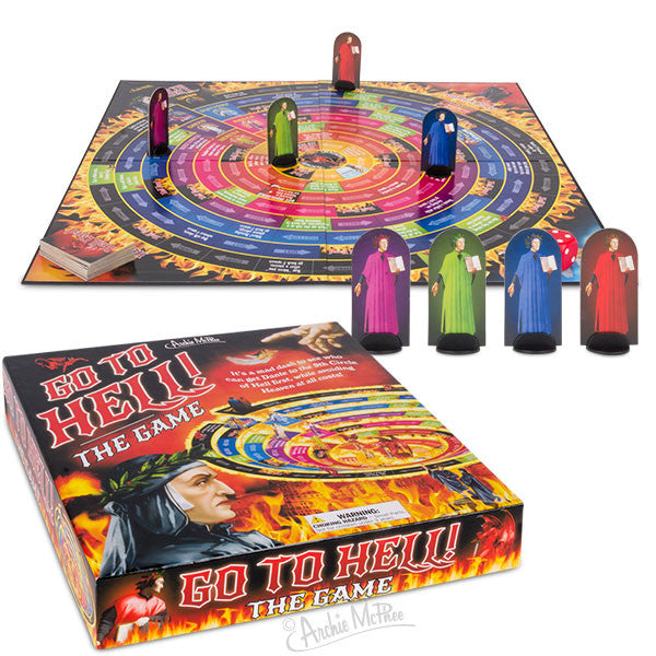 Go to Hell! The Game-Archie McPhee