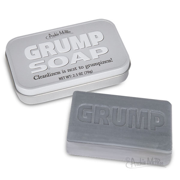 Grump Soap