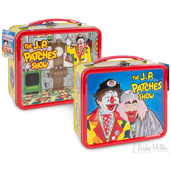 J.P. Patches Lunchbox-Archie McPhee