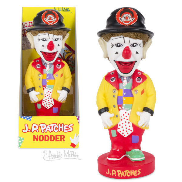 J.P. Patches Nodder-Archie McPhee