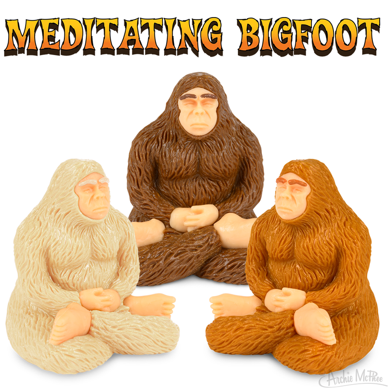 Meditating Bigfoot Bulk Box