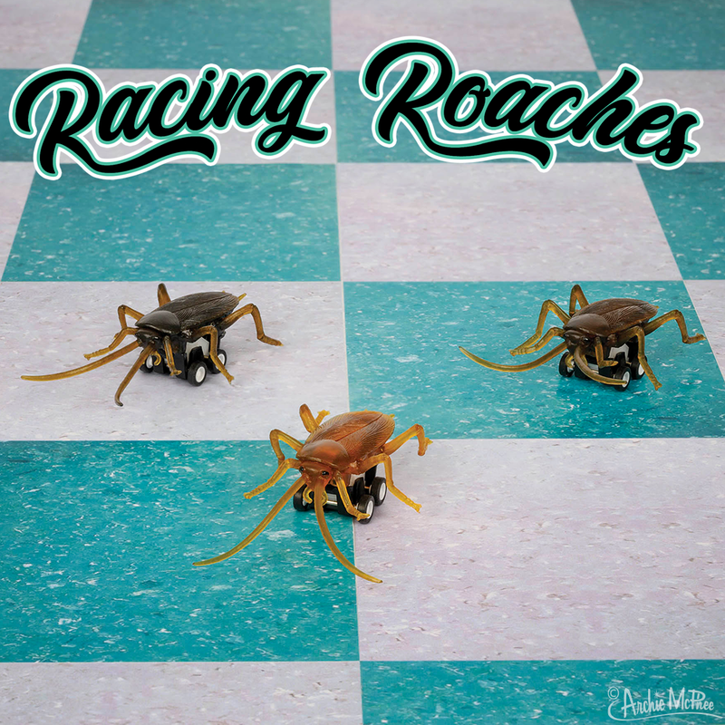 Racing Roaches - Set of 3