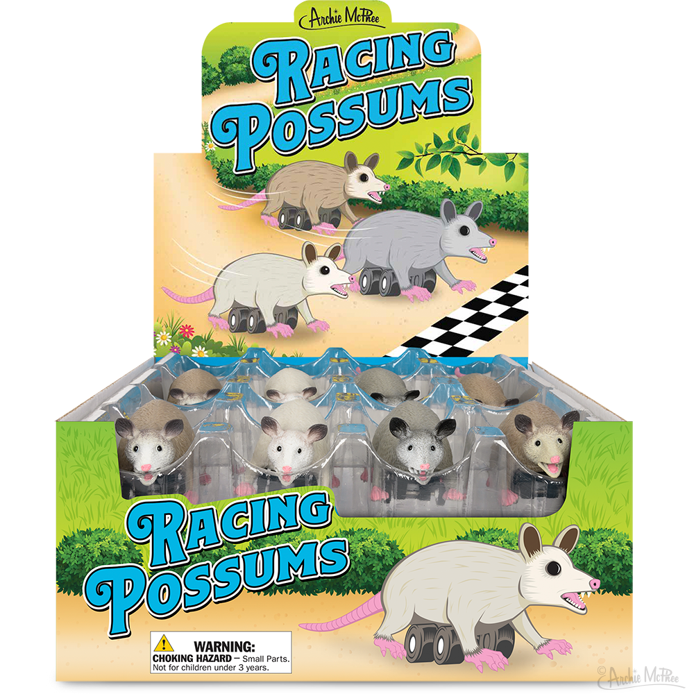 Racing Possums Bulk Box