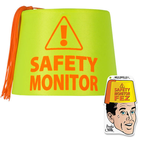 Safety Monitor Fez