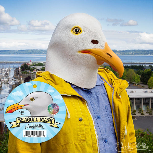Seagull Mask-Archie McPhee
