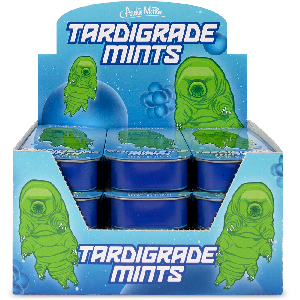 Tardigrade Mints Bulk Box