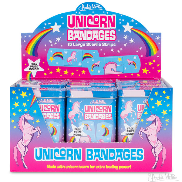 Unicorn Bandages - Bulk Box