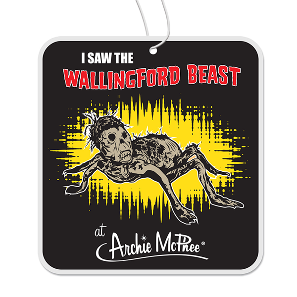 Wallingford Beast Air Freshener
