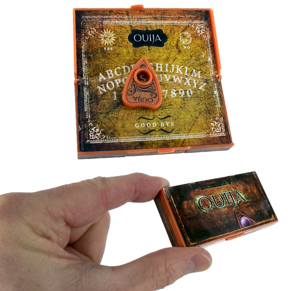 World's Smallest Ouija