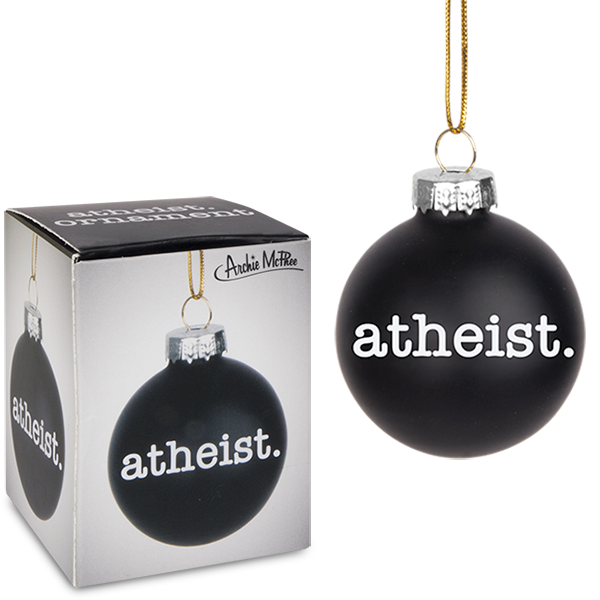 Atheist Ornament