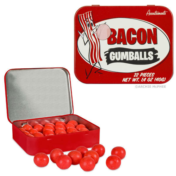 Bacon Gumballs - Archie McPhee