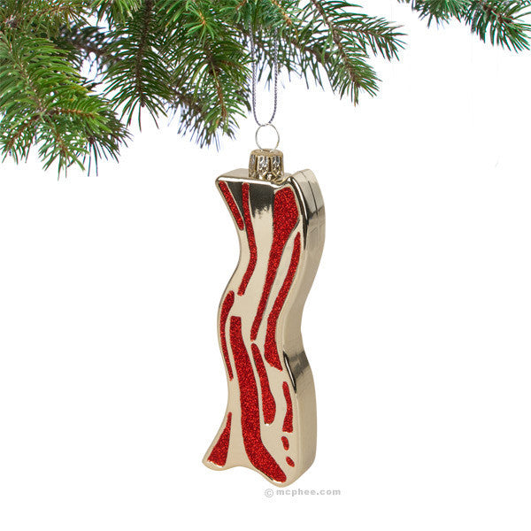 Bacon Ornament-Archie McPhee