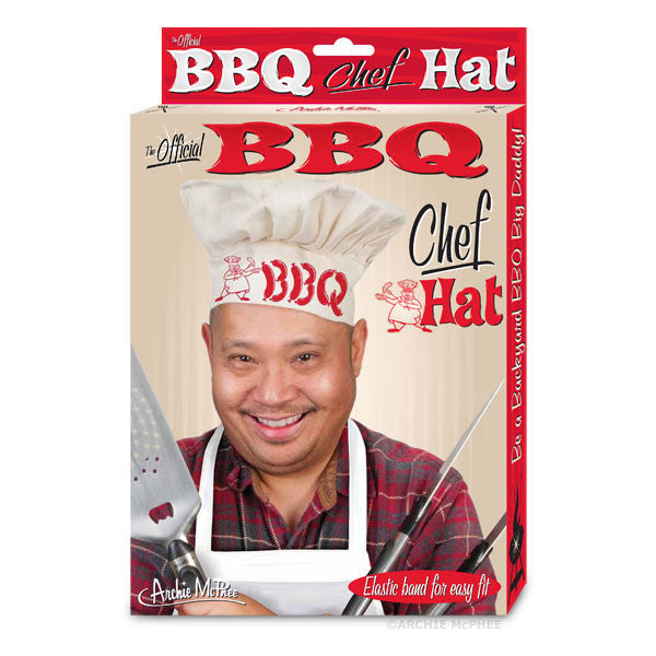 BBQ Chef Hat-Archie McPhee