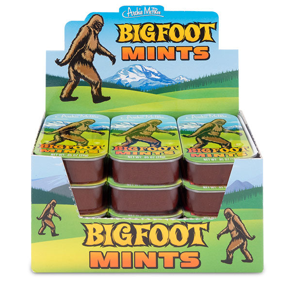 Bigfoot Mints - Bulk Box