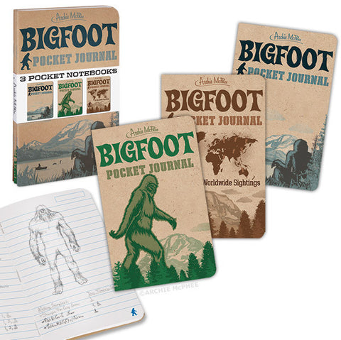 bigfoot presents coloring pages - photo#34