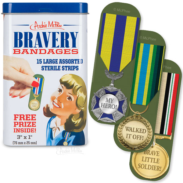 Bravery Bandages - Bulk Box