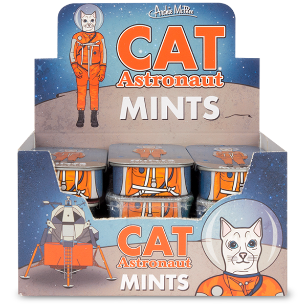 Cat Astronaut Mints - Bulk Box