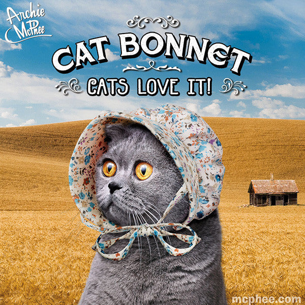 Cat Bonnet-Archie McPhee