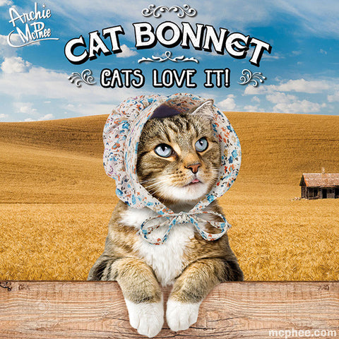 Cat Bonnet