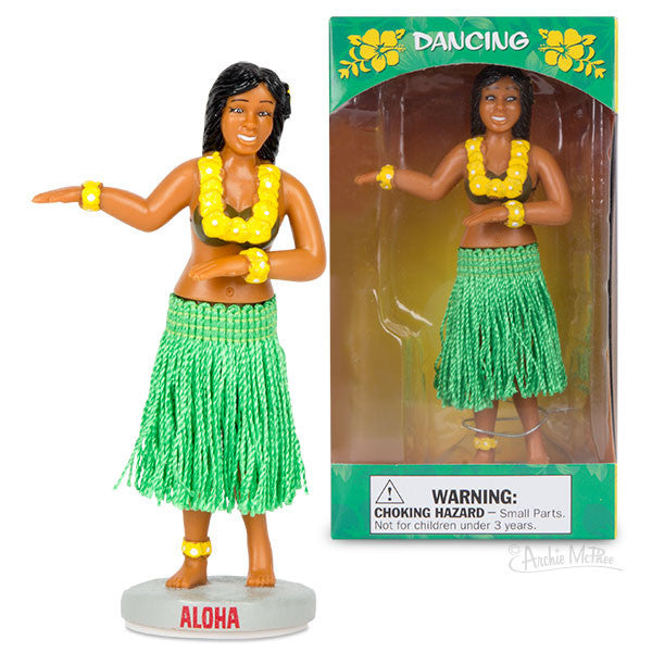 Dashboard Hula Girl-Archie McPhee