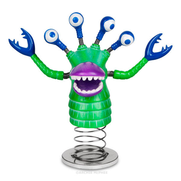 Dashboard Monster - Archie McPhee - 1
